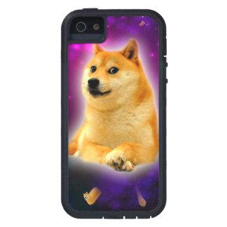 pain - doge - shibe - l'espace - wouah doge coque Case-Mate iPhone 5