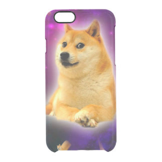 pain - doge - shibe - l'espace - wouah doge coque iPhone 6/6S