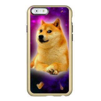 pain - doge - shibe - l'espace - wouah doge coque iPhone 6 incipio feather® shine