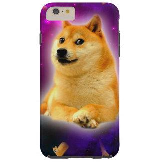 pain - doge - shibe - l'espace - wouah doge coque iPhone 6 plus tough