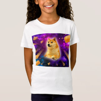 pain - doge - shibe - l'espace - wouah doge T-Shirt
