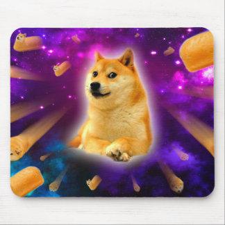 pain - doge - shibe - l'espace - wouah doge tapis de souris
