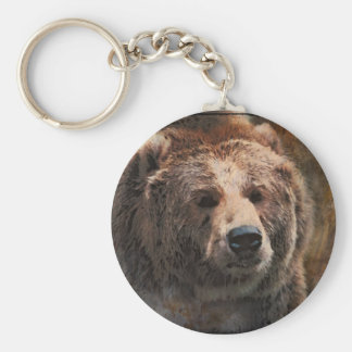 PaintedGrizzly Porte-clefs