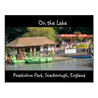 Pair de Peasholme, Scarborough, Angleterre Cartes Postales