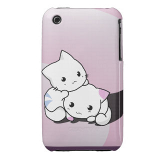 Paires de chatons coque Case-Mate iPhone 3
