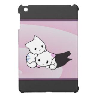 Paires de chatons coque iPad mini
