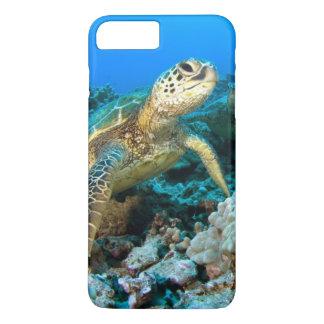 Paires de tortue coque iPhone 8 plus/7 plus