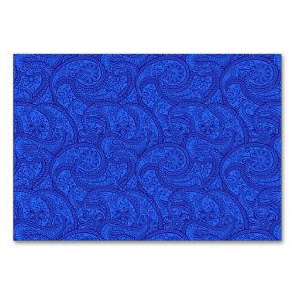 Paisley bleu