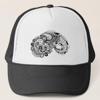 Paisley divin casquette