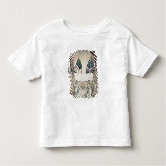 Paix, allégorie du Traité de Gand T-shirt Pour Les Tous Petits