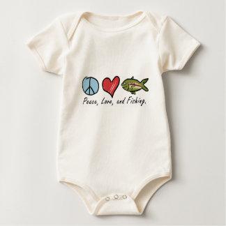 Paix, amour, et pêche ! body