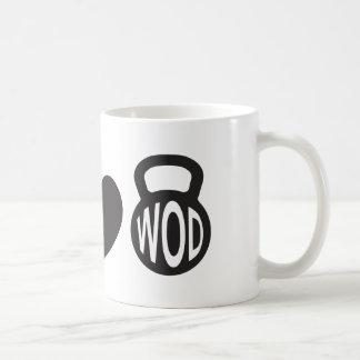 """Paix, amour, et tasse de WOD"""""""