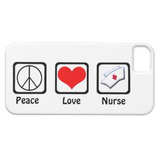 Paix, amour, Infirmière-Symboles