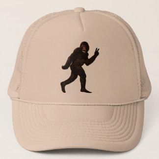 Paix de Bigfoot Sasquatch Casquette