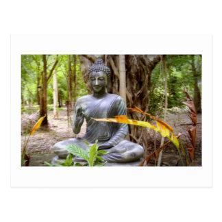 Paix   de bouddhisme de BOUDDHA Cartes Postales