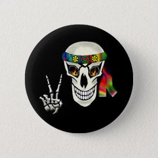 Paix de crâne badges