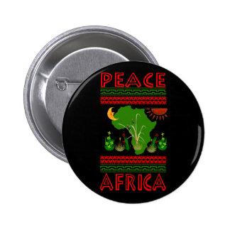 Paix de l'Afrique Pin's