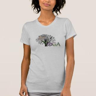 Paix de yoga t-shirt