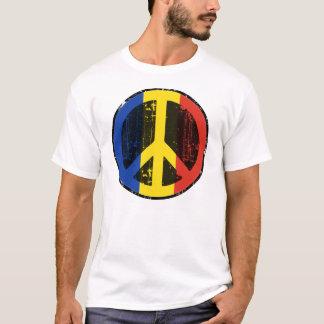 Paix en Roumanie T-shirt