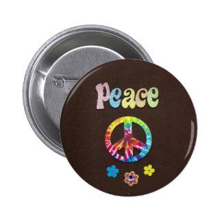 Paix et amour, les années '60 badge