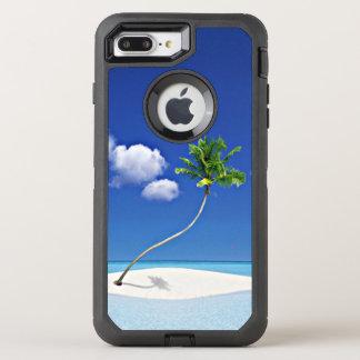 Paix et sérénité de Sun Coque Otterbox Defender Pour iPhone 7 Plus