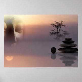 Paix et tranquilité poster