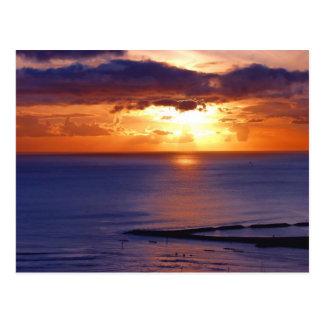 Paix hawaïenne carte postale