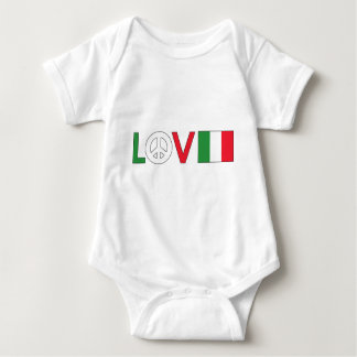 Paix Italie d'amour T-shirt