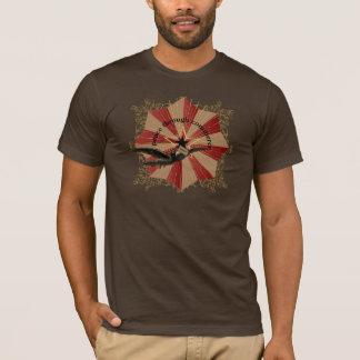 Paix par le T-shirt de commerce