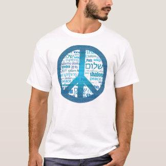 Paix pour tous t-shirt