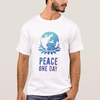 Paix un jour t-shirt