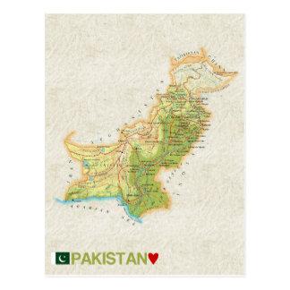 ♥ Pakistan de CARTES POSTALES de CARTE
