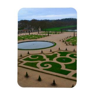 Palais de jardin de Versailles en Île-De-France r Magnets Rectangulaires