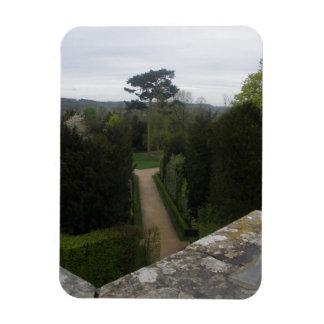 Palais de jardin France de Versailles Magnet En Vinyle