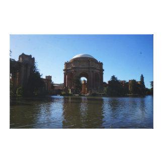 Palais de San Francisco de toile des beaux-arts #4
