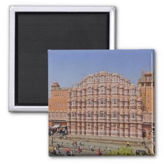 Palais des vents (Hawa Mahal), Jaipur, Inde, Magnets Pour Réfrigérateur