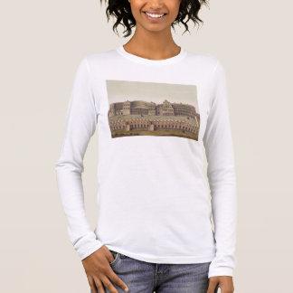 Palais du Caesars, Rome, de 'Le Costume Anci T-shirt À Manches Longues