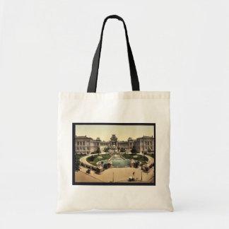 Palais Longchamps, classique Phot de Marseille, Fr Sac En Toile Budget