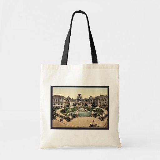 Palais Longchamps, classique Phot de Marseille, Fr Sacs
