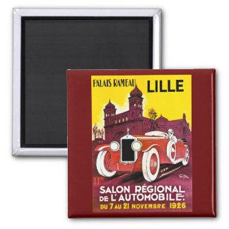 Palais Rameau - Lille - annonce d'automobile - 192 Magnet Carré