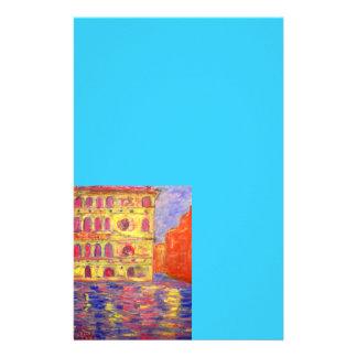 palazzo de Venise Papier À Lettre Personnalisé