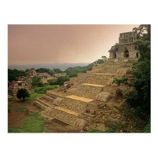 Palenque, Chiapas, Mexique, Maya Carte Postale