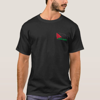 Palestine-drapeau-T-shirt T-shirt