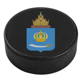 Palet De Hockey Manteau des bras de l'oblast de l'Astrakan