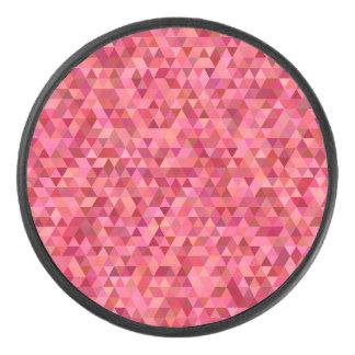 Palet De Hockey Triangles roses