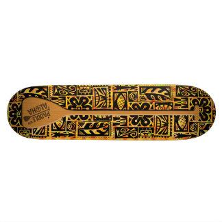 Palette avec Aloha la planche à roulettes Plateau De Skateboard