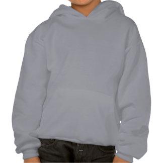 Palette avec des amis sweatshirt à capuche