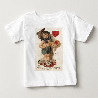 Palette de brosse de peintre de coeur de peinture t-shirts