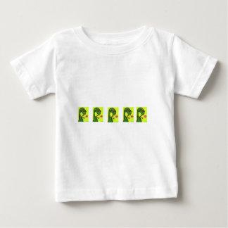 palette de Dino T-shirts