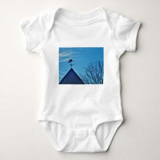 PALETTE de TEMPS de SOUFFLEMENT de KLAXON d'ange T-shirts